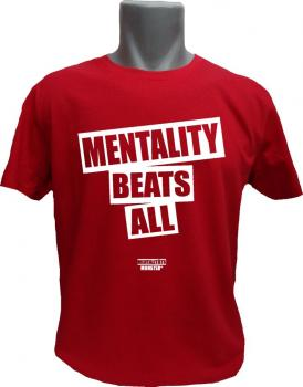 T-Shirt Mentality rot